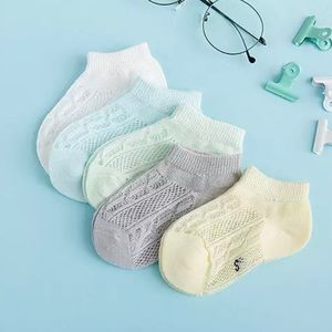5 pairs | Colorful Toddler Socks